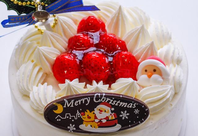 誕生日・クリスマスケーキ