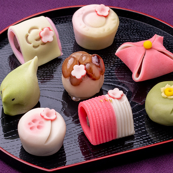 上生菓子 1個/220円